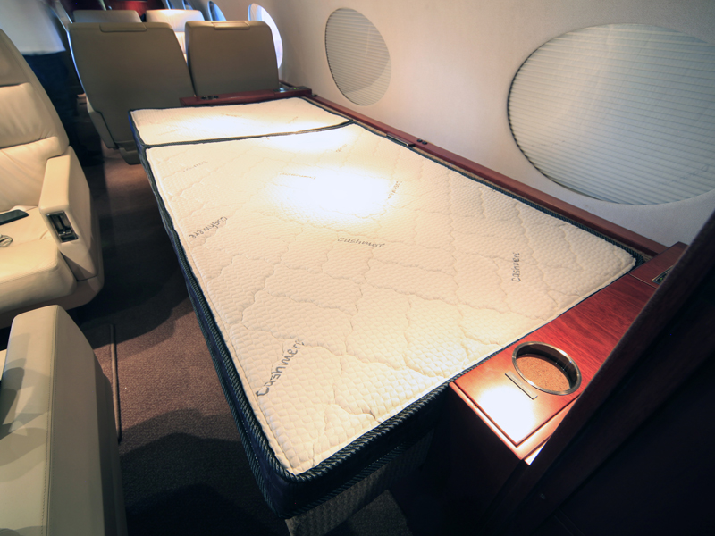 aircraft sofa bed